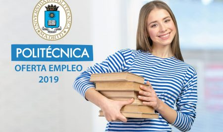 Oferta empleo 2019 Universidad Politécnica