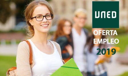 Oferta empleo 2019 UNED