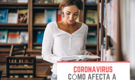 Como afecta el coronavirus a los procesos selectivos de oposiciones