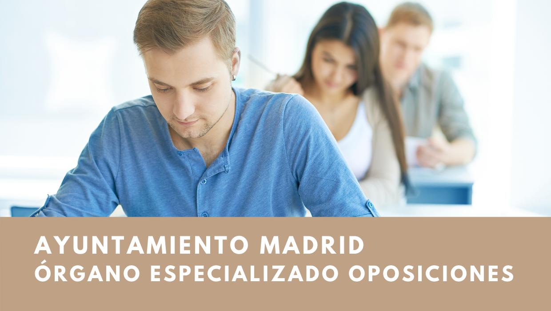 Ayuntamiento Madrid crea organo para procesos selectivos