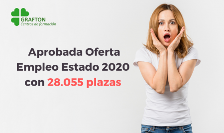 Oferta de empleo público Estado 2020