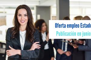 Publicación Oferta empleo Estado 2021