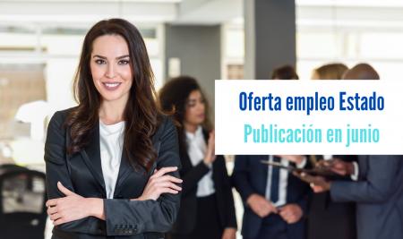 La próxima oferta de empleo del Estado se publicará en junio