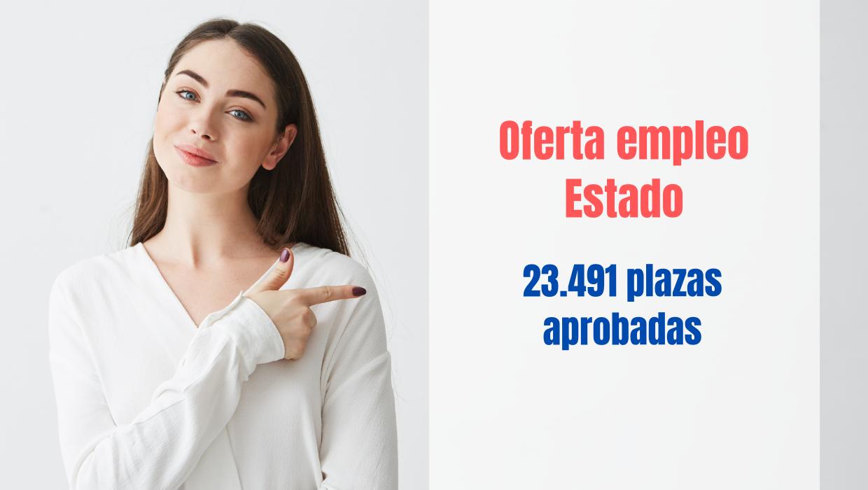 Oferta empleo publico Estado 2021