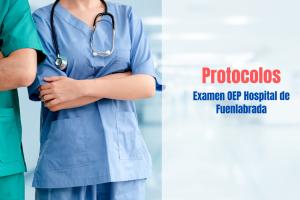 Protocolos de acceso a los exámenes de la OPE de Fuenlabrada